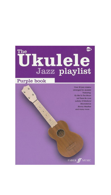 The Ukulele Jazz Playlist Purple Book