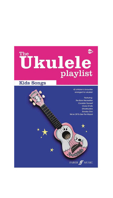 The Ukulele Playlist Kids Songs