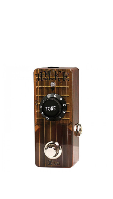 Xvive Mike Acoustic EQ Pedal