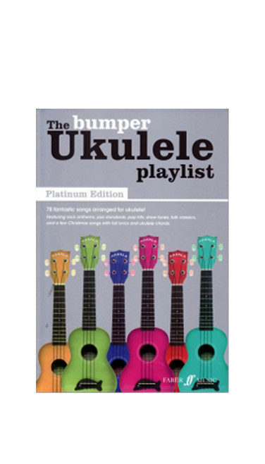 The Bumper Ukulele Playlist Platinum Edition