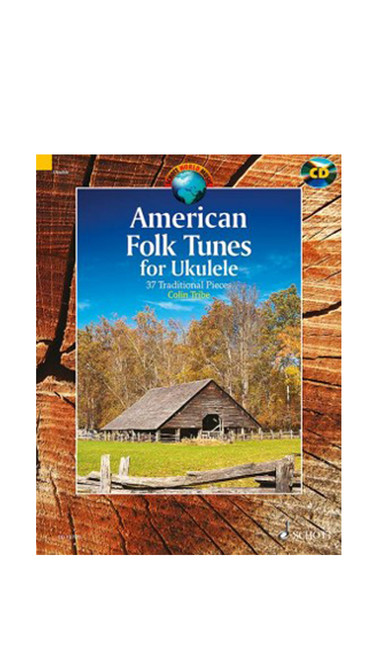 American Folk Tunes For Ukulele