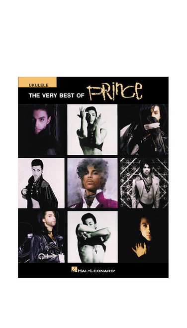 The Very Best of Prince for Ukulele