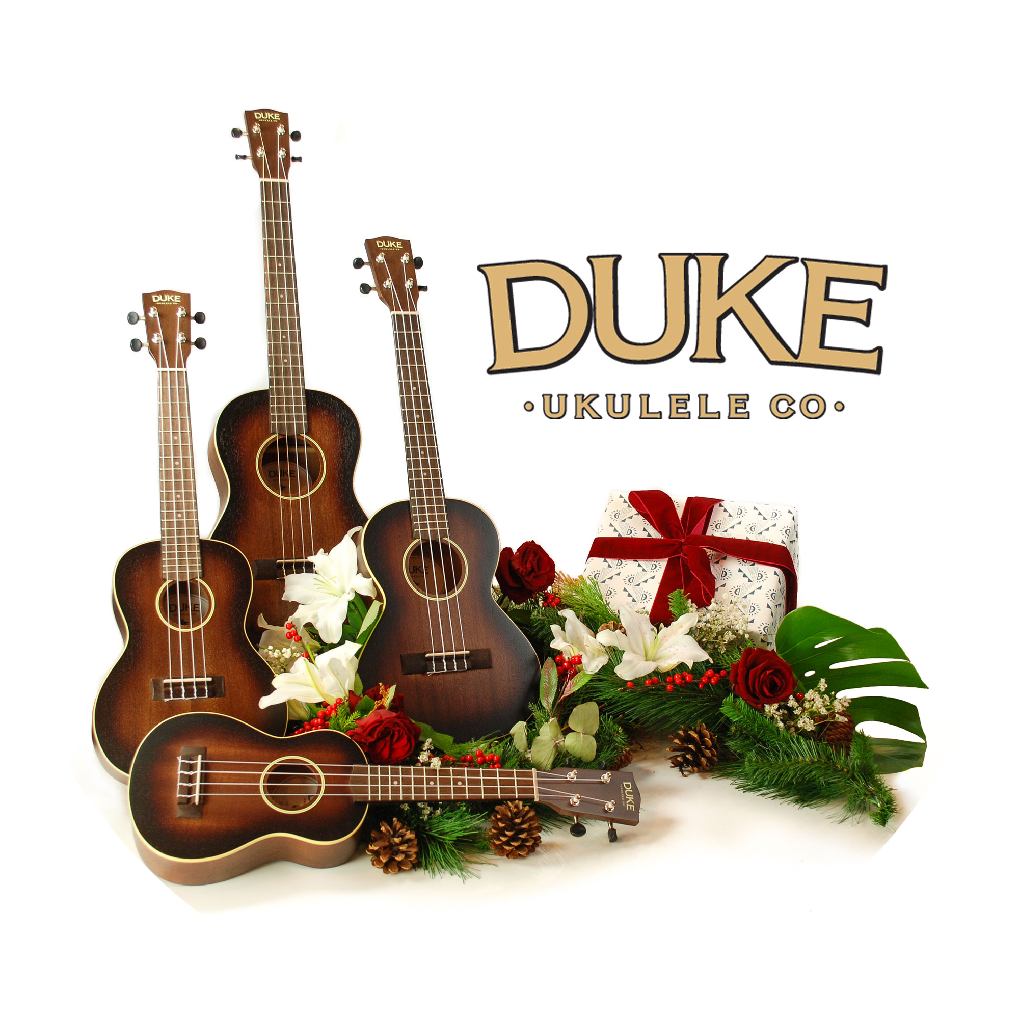 London's World Famous Ukulele Store launches new Duke brand ukulele