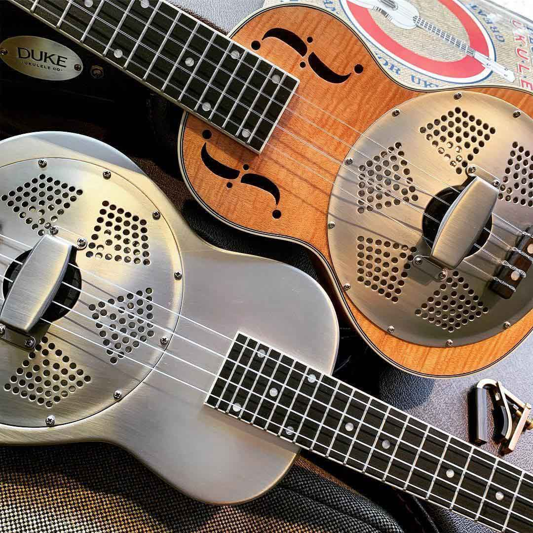 ResoUkes - A Guide To Resonator Ukulele