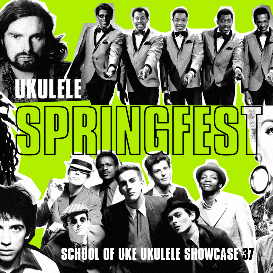Duke of Uke Springfest! Ukulele Showcase 37
