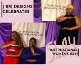 Happy International Women's Day  ~ Equal for Equal in the Fashion Industry