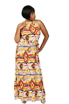 Multi halter maxi SOLD OUT
