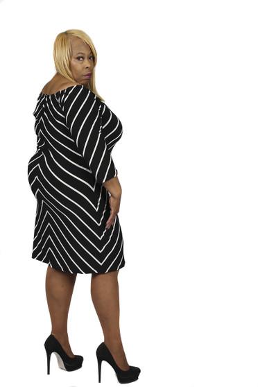 Off the shoulder dress(Back by popular Demand)