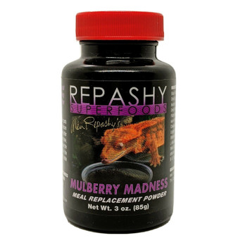 Repashy Crested Gecko Diet 3 oz Mulberry Madness MRP Seasonal Limited Edition