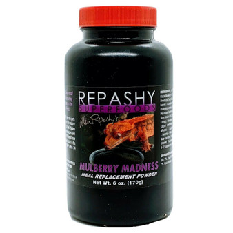 Repashy Crested Gecko Diet 6 oz Mulberry Madness MRP Seasonal Limited Edition