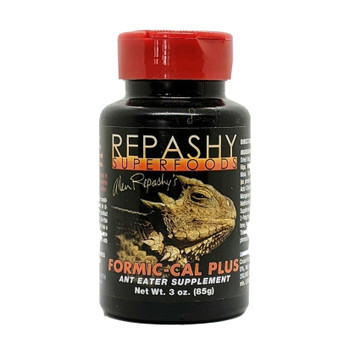 Repashy Formic Plus Vitamin & Calcium Powder 3 oz for Ant Eater Horny Toad