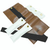 Pouch¨ Variable Wrist and Ankle Weight - 10 lb, 5 x 2 lb inserts - Brown