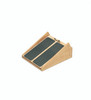 Incline Board - 5-level Wooden - 5, 10, 15, 20, 25 Degree Elevation - 14 x 18 inch Surface
