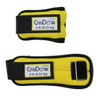 CanDo¨ Weight Straps - 1 lb Set (2 each: 1/2 lb weight) - Yellow