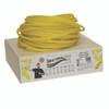 Sup-R Tubing¨ - Latex Free Exercise Tubing - 100' dispenser roll - Yellow - x-light