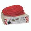 Sup-R Tubing¨ - Latex Free Exercise Tubing - 100' dispenser roll - Red - light