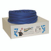 Sup-R Tubing¨ - Latex Free Exercise Tubing - 100' dispenser roll - Blue - heavy