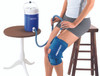 AirCast¨ CryoCuff¨ - Medium Knee with gravity feed cooler