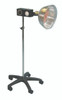 Professional infra-red ceramic 750 watt lamp, timer and intensity control