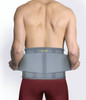 Uriel Lumbar Belt, Gray, Medium