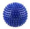 Massage ball, 10 cm (4.0 inches), Blue, 1 dozen