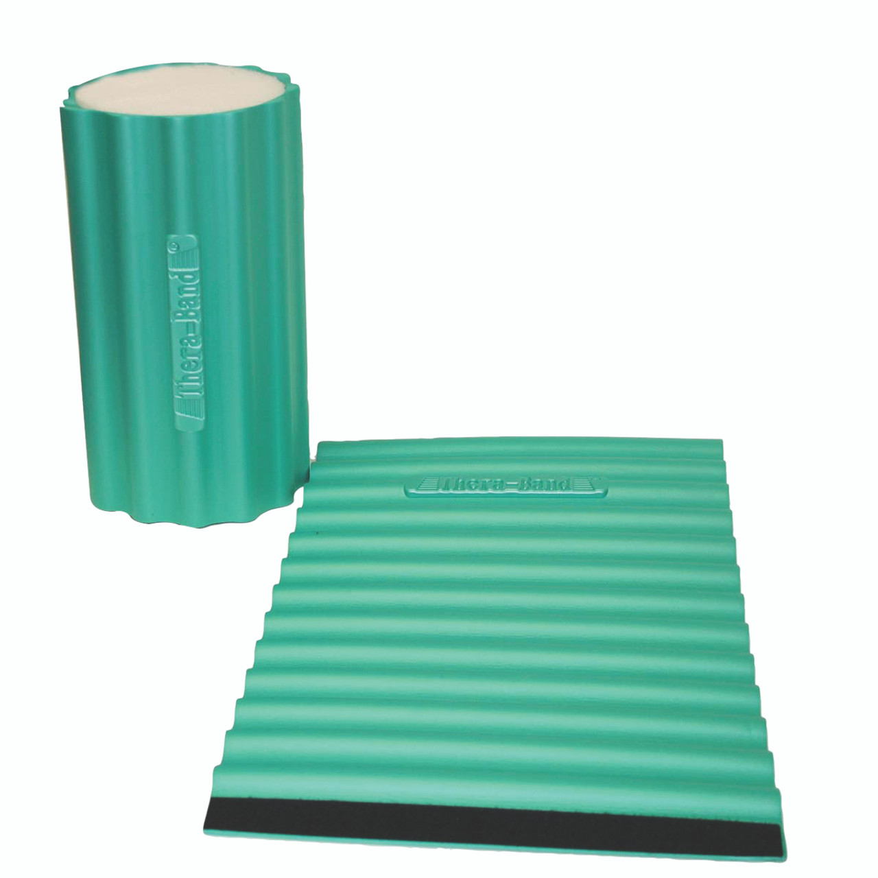 TheraBand¨ foam roller wraps+, green