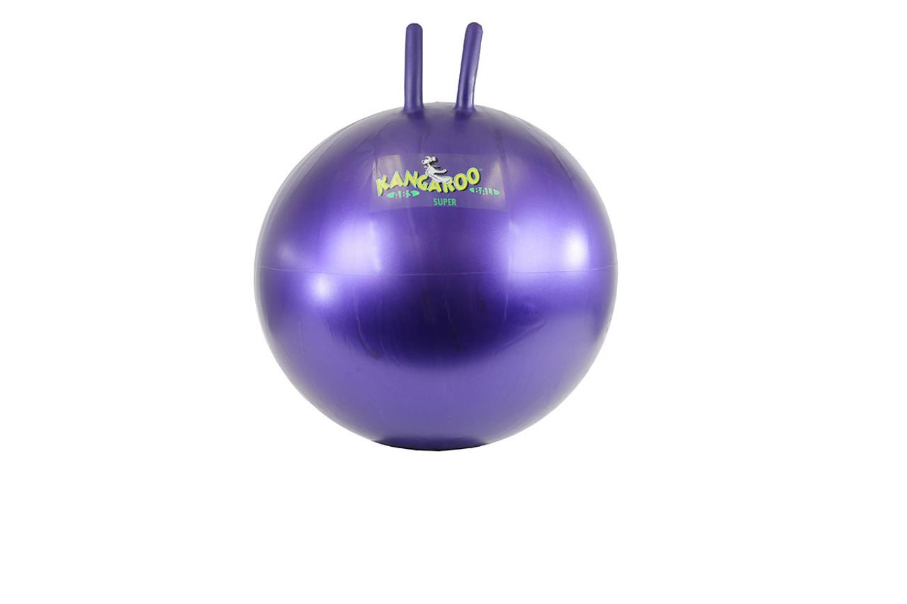 "ABS¨ Kangaroo Jumper¨ Ball, Super - 24"", Purple"