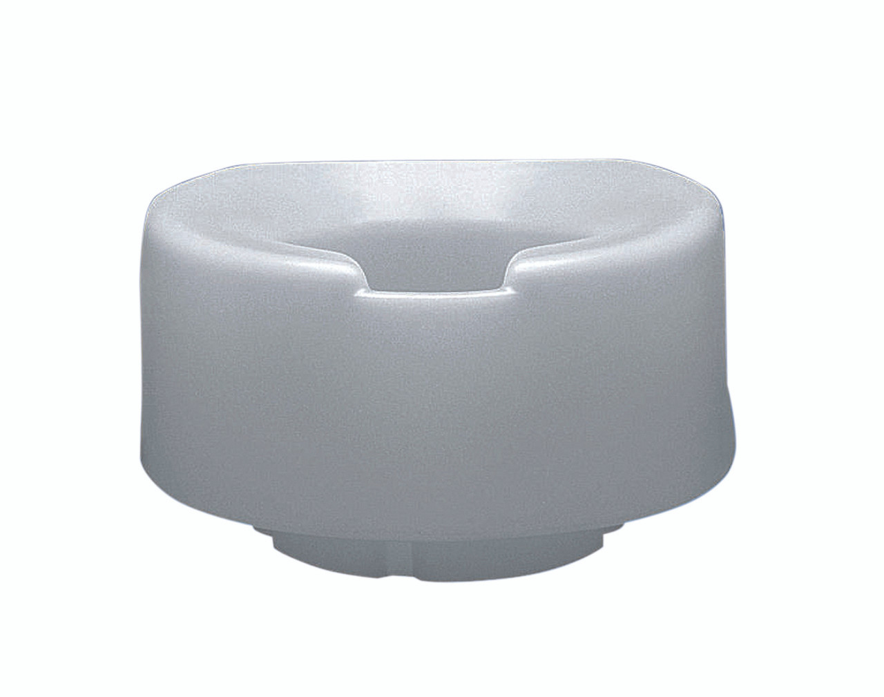 Tremendous Contoured Elevated Toilet Seat Standard With Slip In Bracket 6 Inch Ncnpc Chair Design For Home Ncnpcorg