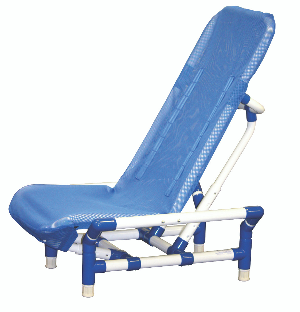 Remarkable Reclining Bath Chair With Safety Harness Large To 180 Lb Creativecarmelina Interior Chair Design Creativecarmelinacom
