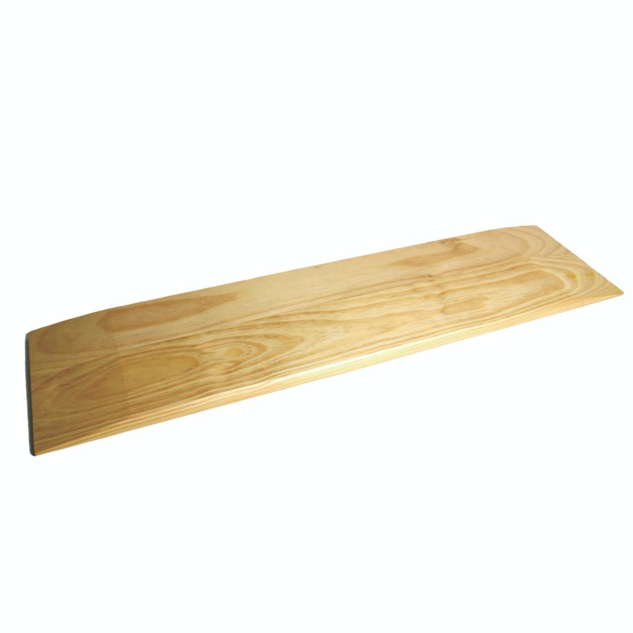 "Transfer Board, Wood, 8"" x 30"", no handgrip"