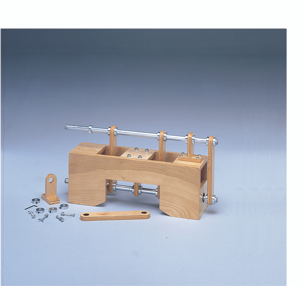 Work Hardening - Table Top Hand Assembly Device