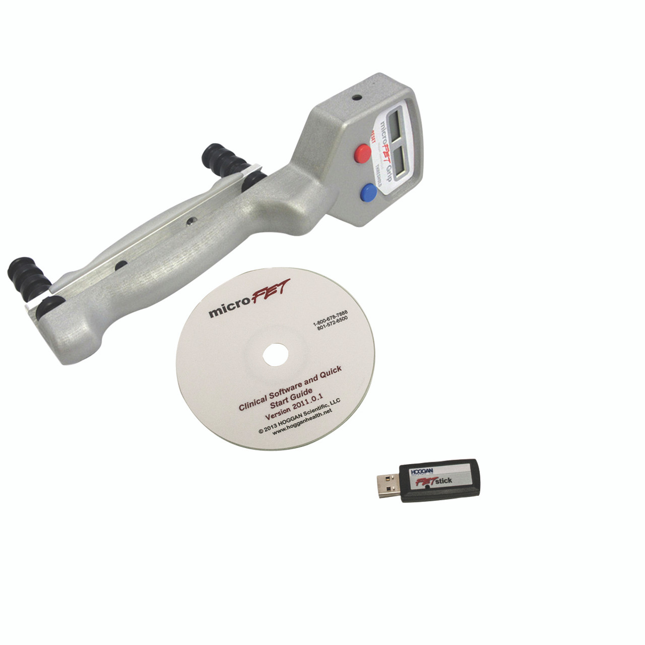 MicroFETª HandGRIP - Wireless with Clinical Software Package