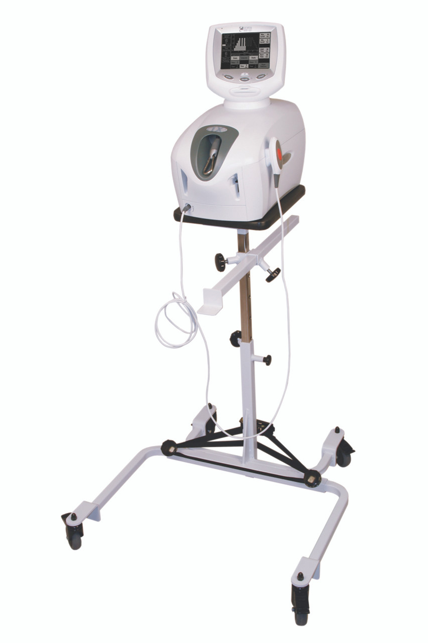 TTET-200 table with pedestal, electric Hi-Lo with hand switch