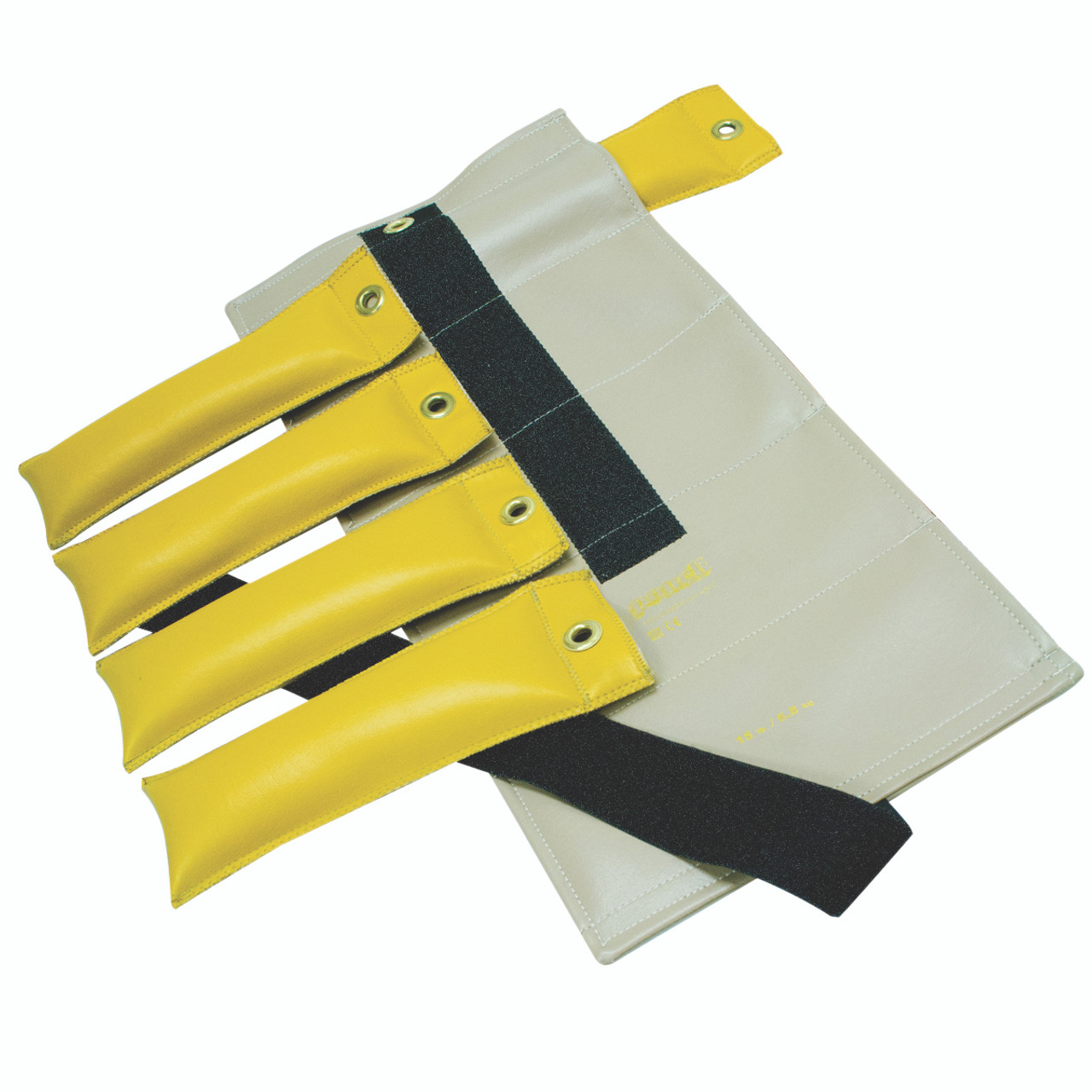 Pouch¨ Variable Wrist and Ankle Weight - 15 lb, 5 x 3 lb inserts - Tan