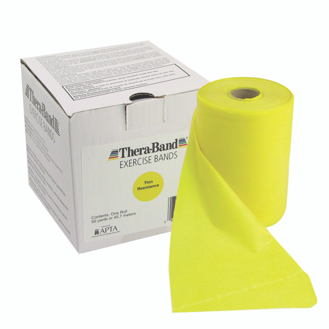 Thera-Band Exercise Resistance Band 50 Yard Roll Theraband 50yd