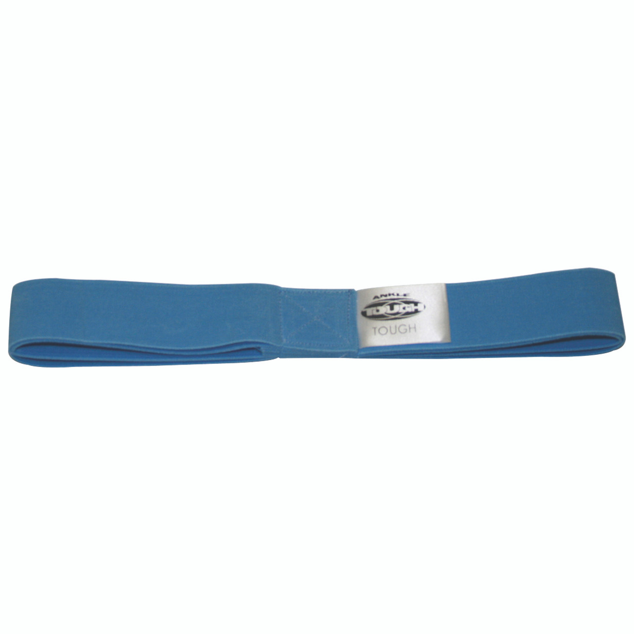 AnkleToughª Ankle Exercise Strap - Blue, heavy, package of 8
