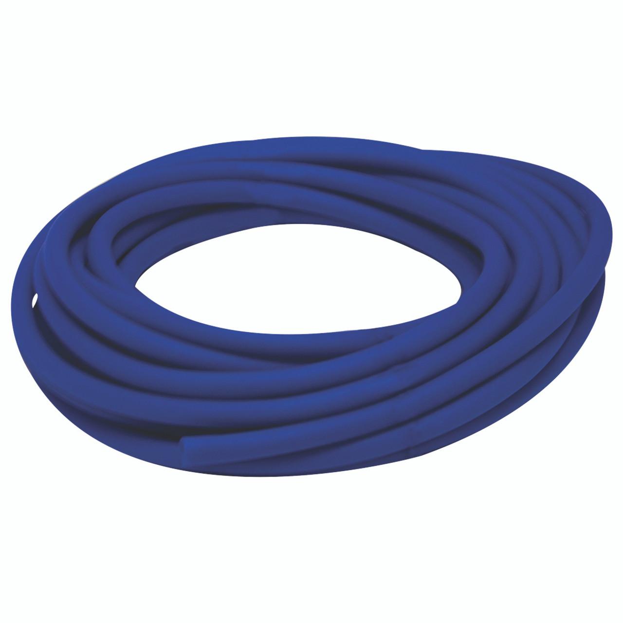 Sup-R Tubing¨ - Latex Free Exercise Tubing - 25' roll - Blue - heavy