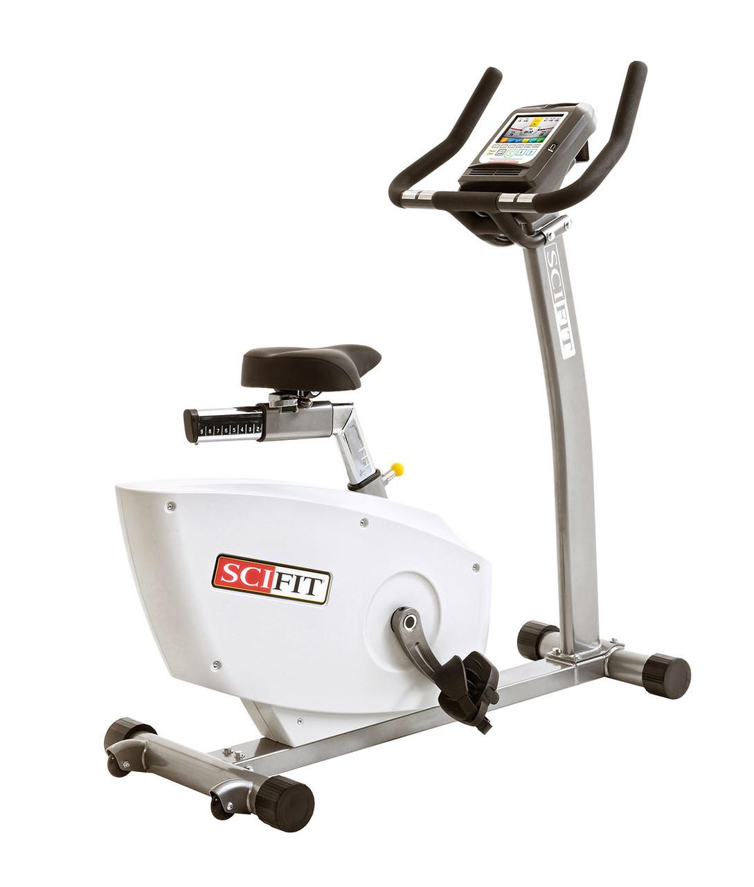 SciFit Upright Bike - Bi-Directional - Step Through