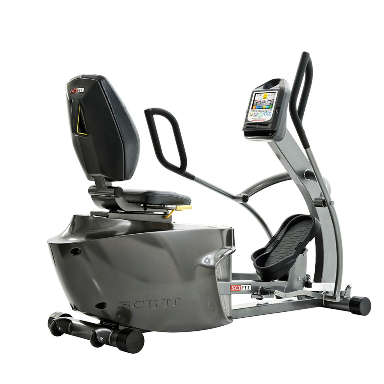 SciFit Total Body Recumbent Elliptical - Premium Seat