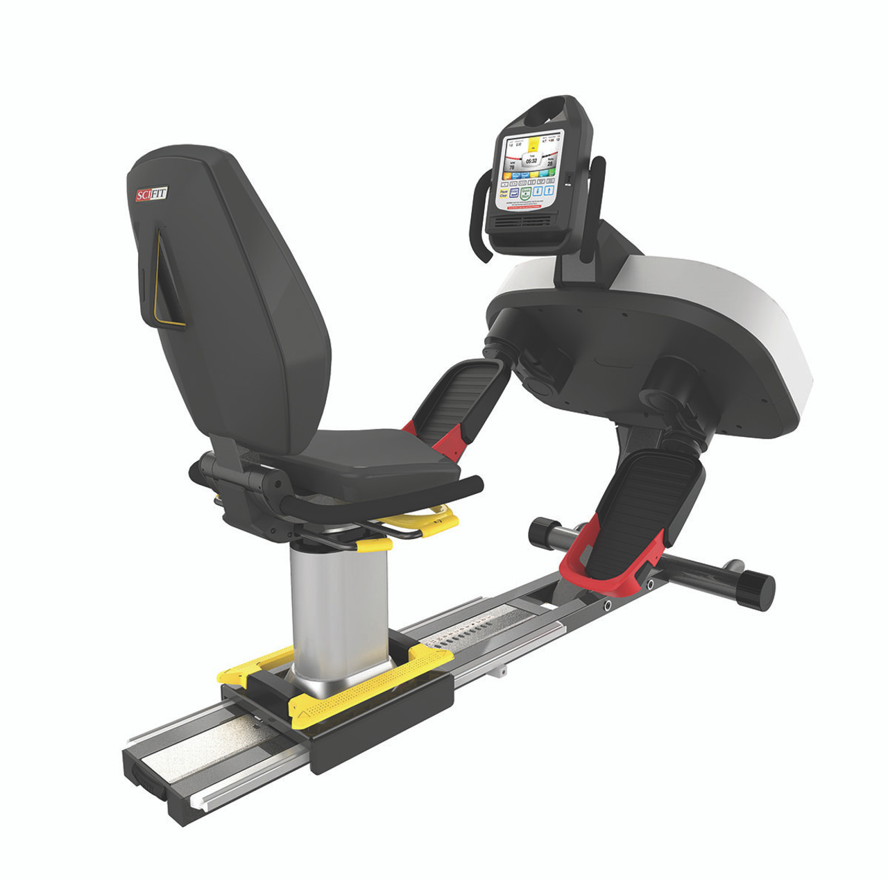 SciFit Latitude Lateral Stability Trainer with Bariatric Seat