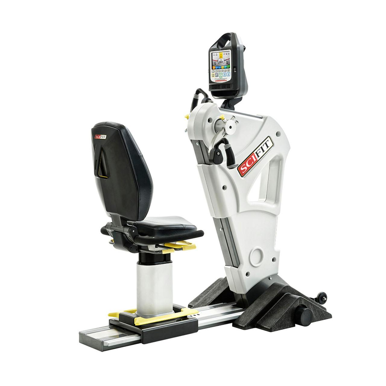 SciFit PRO1000 Upper Body Exerciser - Adjustable Cranks - Standard Seat