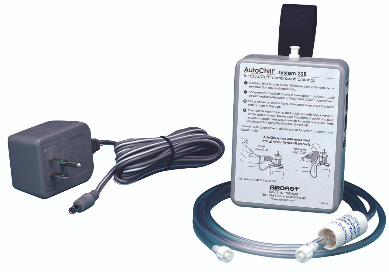 AirCast¨ CryoCuff¨ - AutoChill Pump only