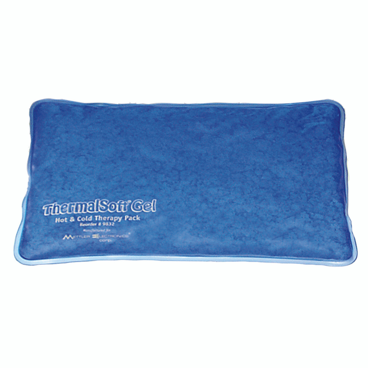 """ThermalSoft Gel Hot and Cold Pack - half size 7.5"""" x 11"""" - Case of 6"""