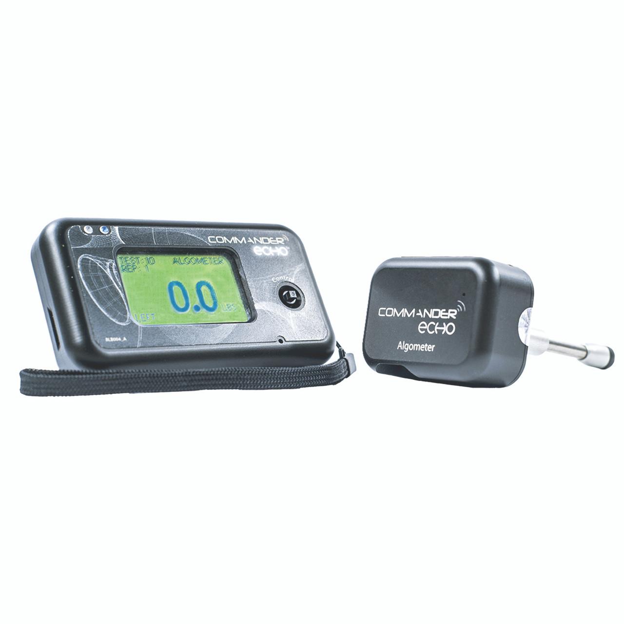 JTECH Medicalª Commander Echo - Algometer with console