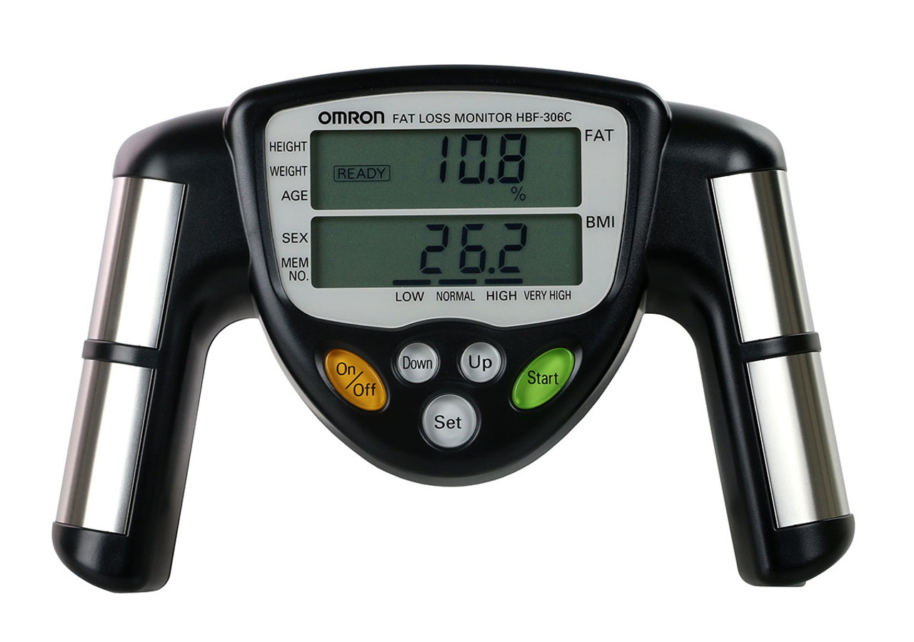 Hand-Held Body Fat Analyzer - BodyLogic¨ 306