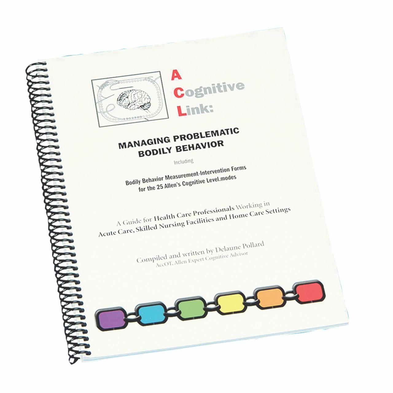 Allen Diagnostic - Managing Problematic Bodily Behavior Book