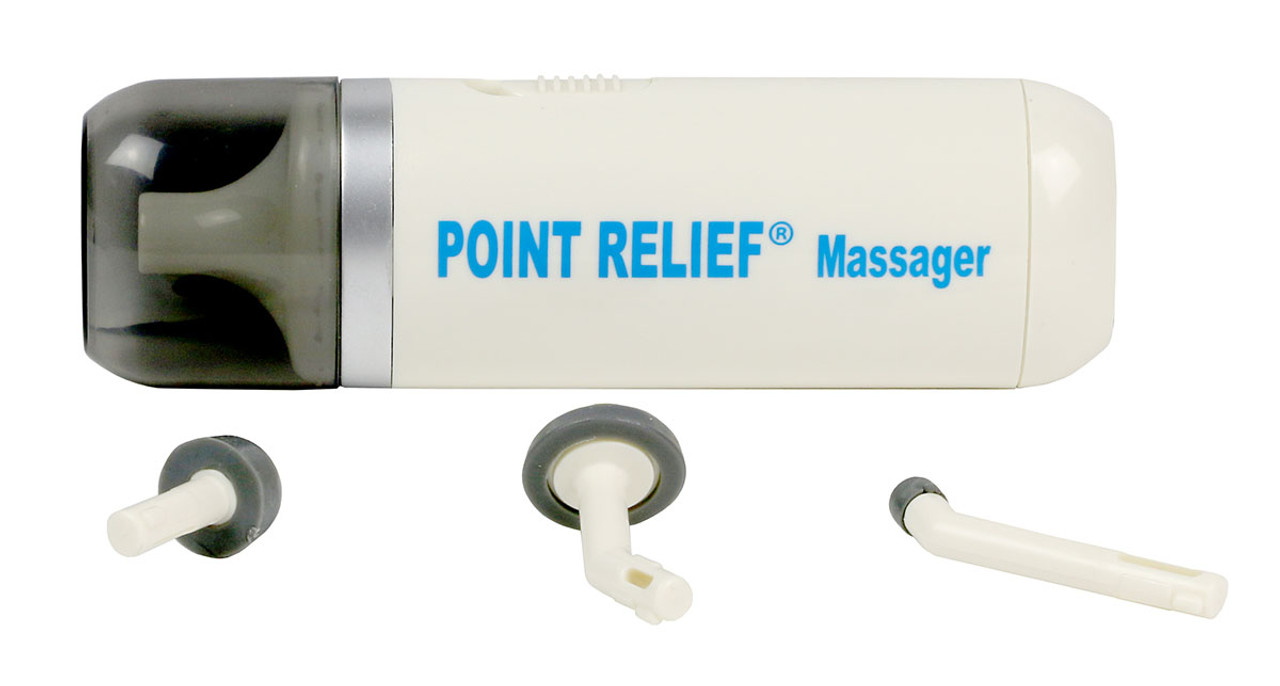 Point-Relief¨ Mini-Massager with Accessories, 25-pack