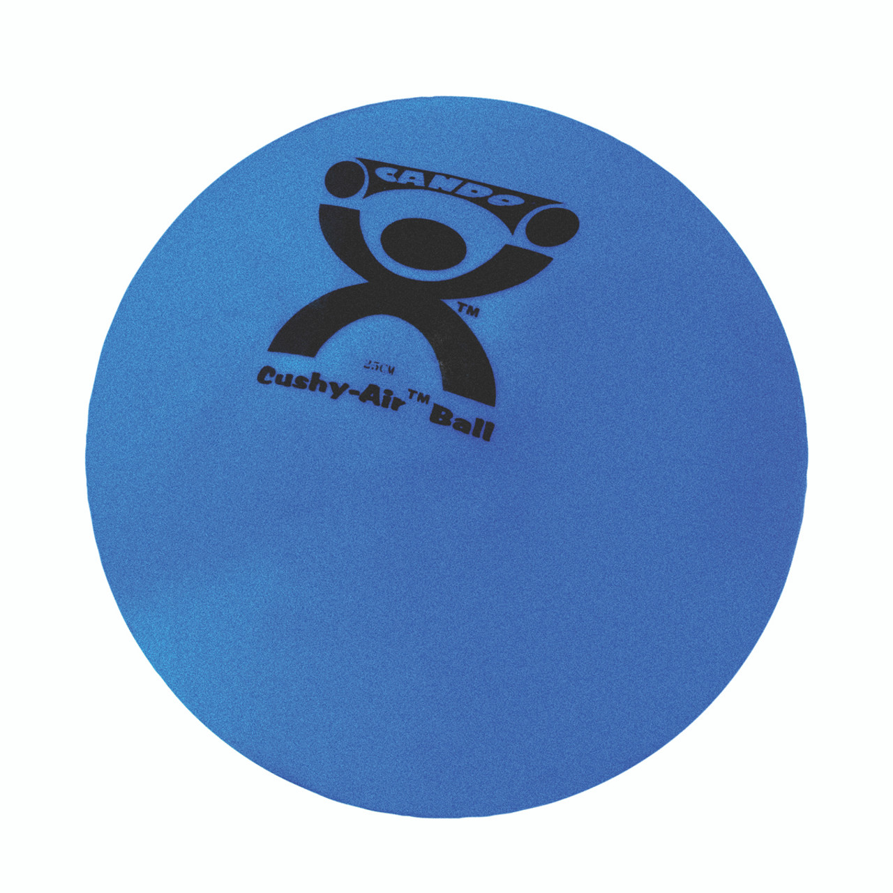 "CanDo¨ Cushy-Air¨ Hand Ball - Blue - 10"" (25 cm)"