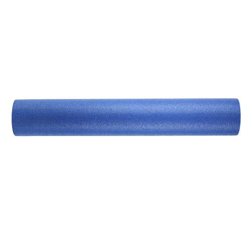 """CanDo¨ Foam Roller - Blue PE foam - 6"""" x 36"""" - Round"""