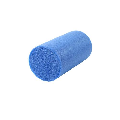 """CanDo¨ Foam Roller - Blue PE foam - 6"""" x 12"""" - Round"""